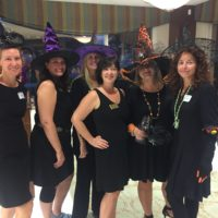 Witches and Wine CREW Networking Event