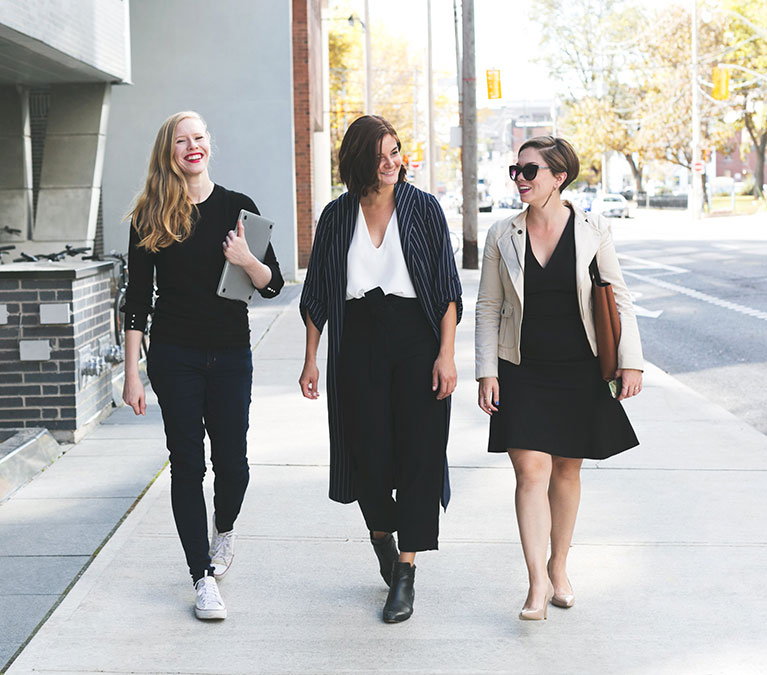 Commercial Real Estate Women